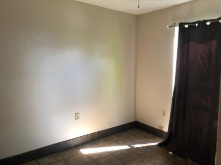 A very empty bedroom :)
