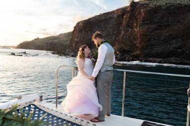 Wedding dreams do come true.
