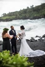 Nathan & Brenda, Hana, Maui - photo by Kaua